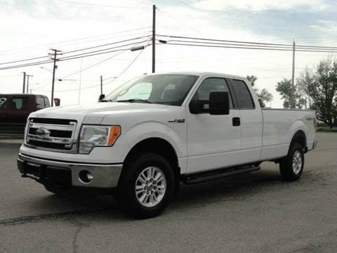 2014 Ford F-150 for sale at Caesars Auto in Bergen NY