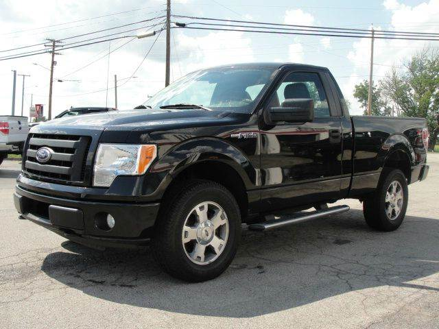 2010 Ford F-150 for sale at Caesars Auto in Bergen NY