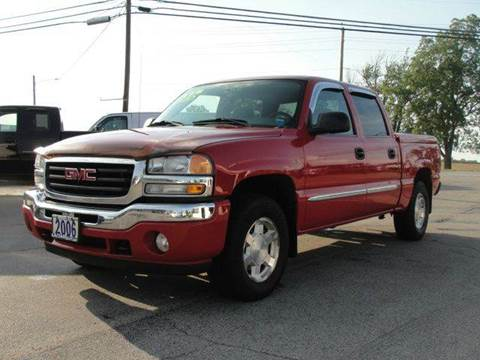 2006 GMC Sierra 1500 for sale at Caesars Auto in Bergen NY