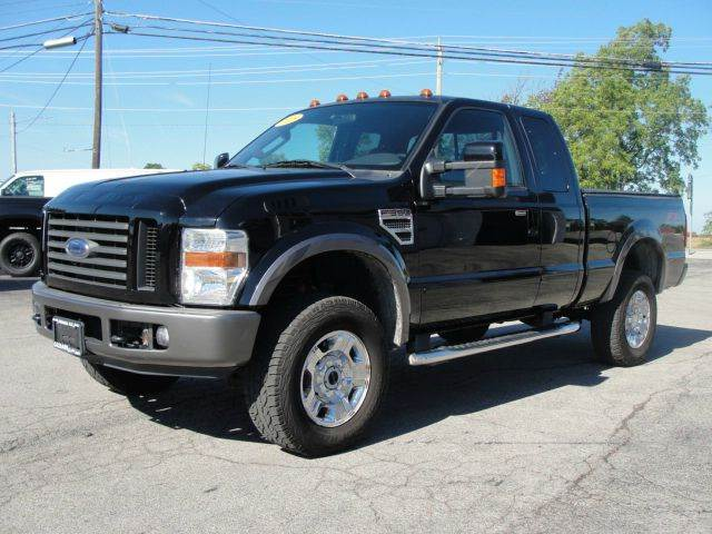 2008 Ford F-350 Super Duty for sale at Caesars Auto in Bergen NY