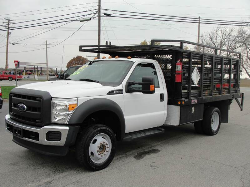 2013 Ford F-450 Super Duty for sale at Caesars Auto in Bergen NY