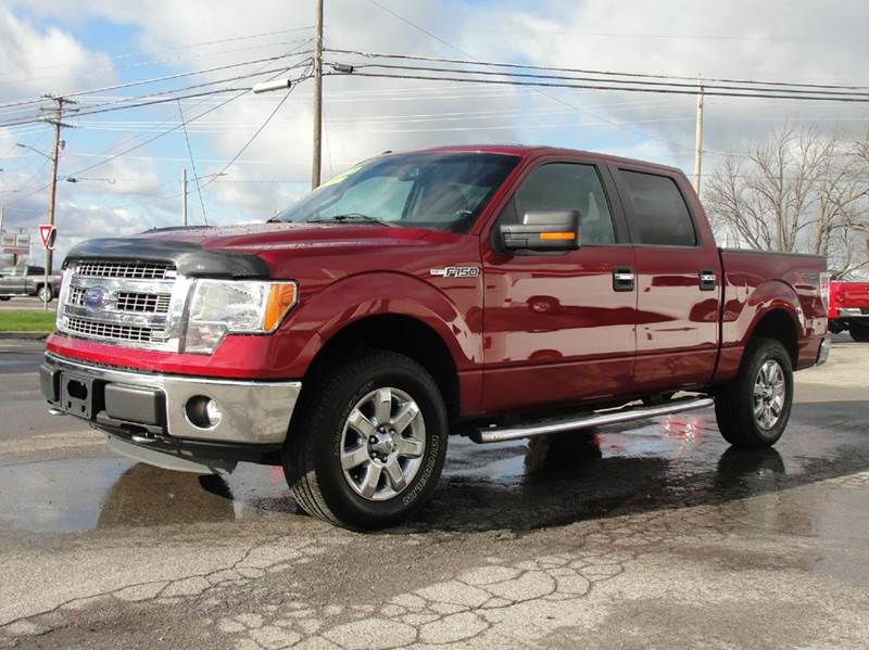 2013 Ford F-150 for sale at Caesars Auto in Bergen NY