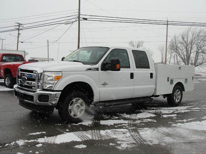 2013 Ford F-250 Super Duty for sale at Caesars Auto in Bergen NY