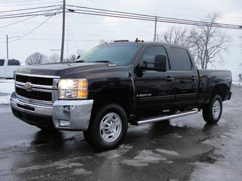 2009 Chevrolet Silverado 2500HD for sale at Caesars Auto in Bergen NY