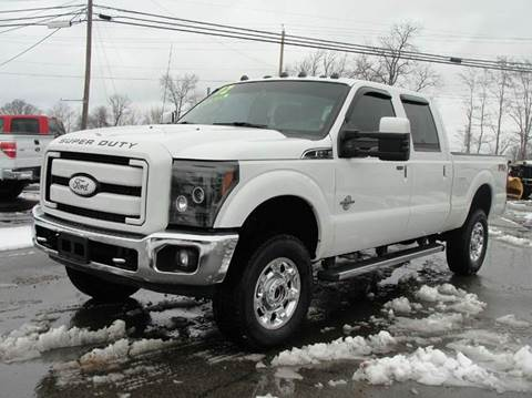 2012 Ford F-250 Super Duty for sale at Caesars Auto in Bergen NY