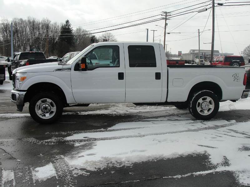 2016 Ford F-250 Super Duty 4x4 XLT 4dr Crew Cab 6.8 ft. SB Pickup - Bergen NY