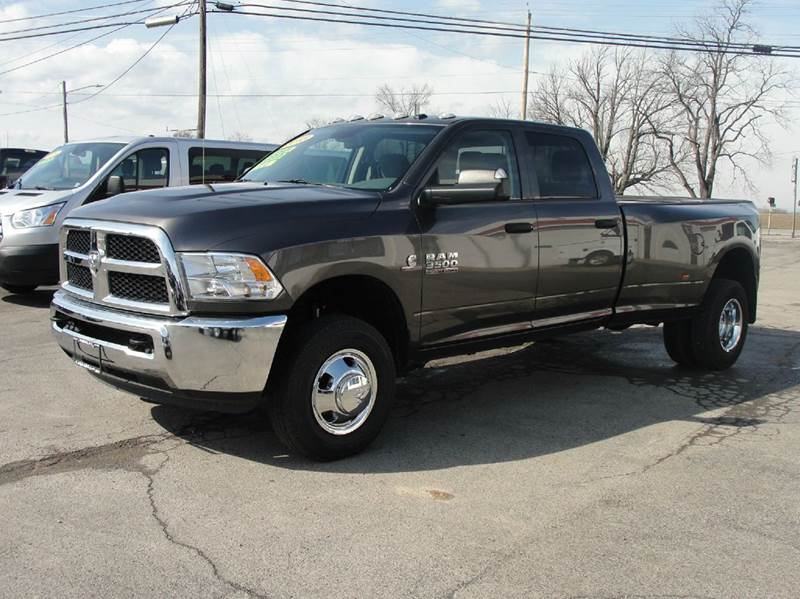 2015 RAM Ram Pickup 3500 for sale at Caesars Auto in Bergen NY