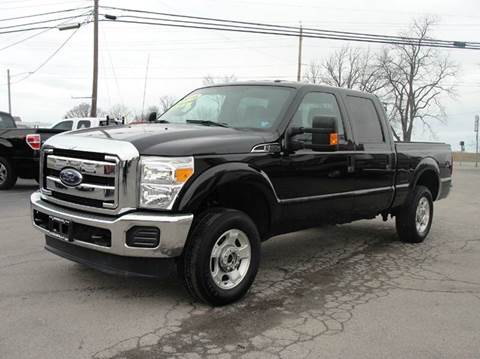 2016 Ford F-250 Super Duty for sale at Caesars Auto in Bergen NY