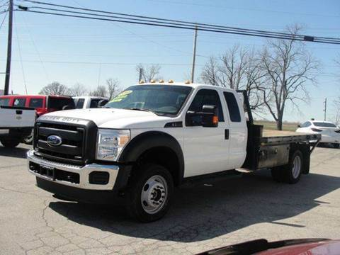 2015 Ford F-550 Superduty Supercab 4x4  for sale in Bergen, NY
