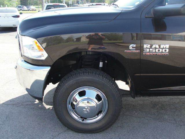 2016 RAM Ram Pickup 3500 4x4 Tradesman 4dr Crew Cab 8 ft. LB Pickup - Bergen NY