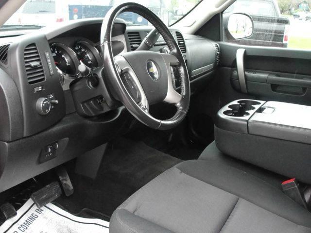 2011 Chevrolet Silverado 2500HD 4x4 LT 4dr Extended Cab LB - Bergen NY