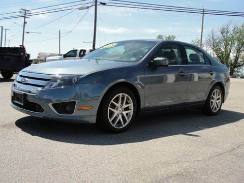 2012 Ford Fusion for sale at Caesars Auto in Bergen NY
