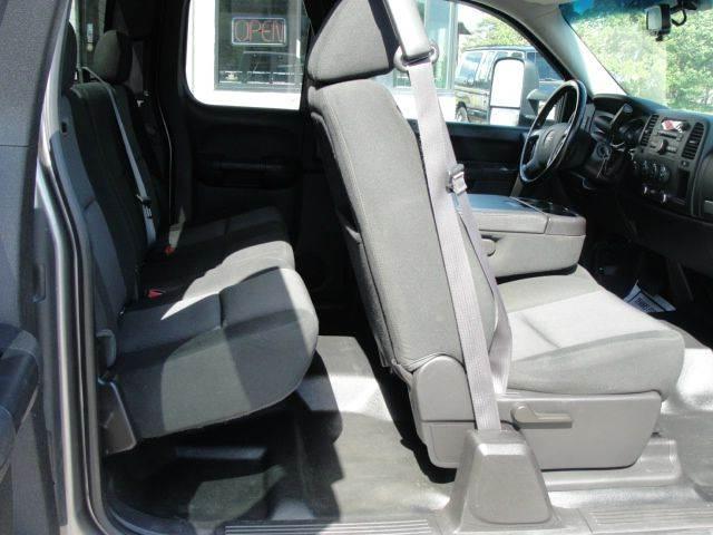 2013 GMC Sierra 2500HD 4x4 SLE 4dr Extended Cab LB - Bergen NY