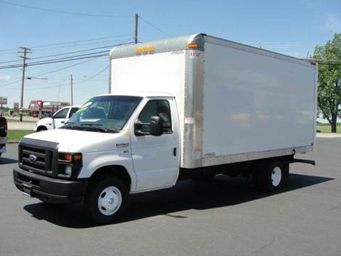2014 Ford E-450 Superduty Cutaway for sale at Caesars Auto in Bergen NY