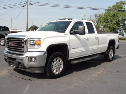 2015 GMC Sierra 2500HD for sale at Caesars Auto in Bergen NY