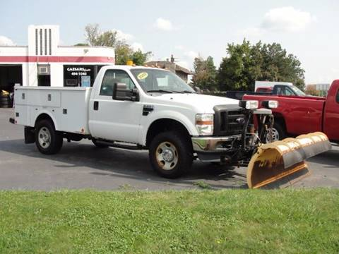 2009 Ford F-350 Super Duty for sale in Bergen, NY