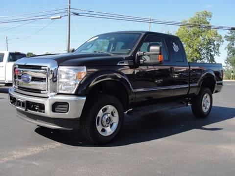 2014 Ford F-250 Super Duty for sale in Bergen, NY