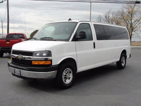 2016 Chevrolet Express Passenger for sale in Bergen, NY