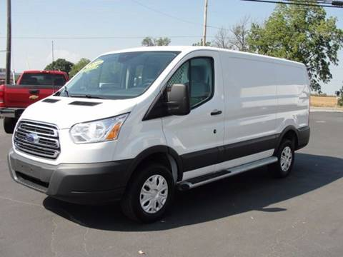 2016 Ford Transit Cargo for sale at Caesars Auto in Bergen NY