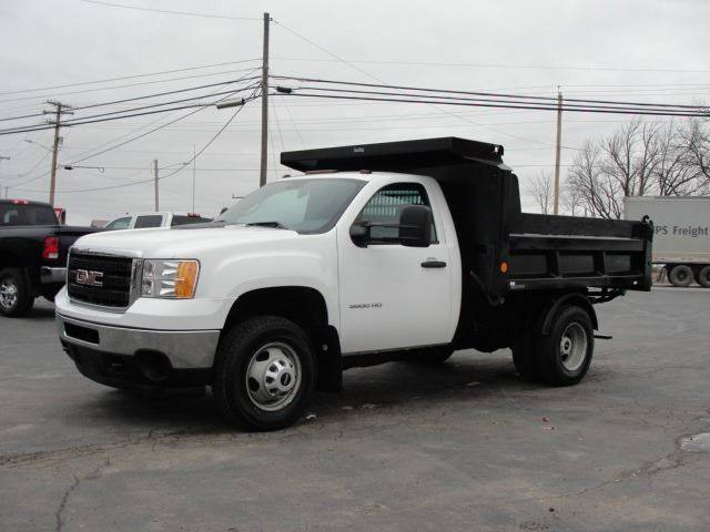 2013 GMC Sierra 3500HD for sale at Caesars Auto in Bergen NY
