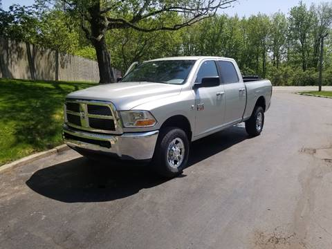 2012 RAM Ram Pickup 2500 for sale at Caesars Auto in Bergen NY