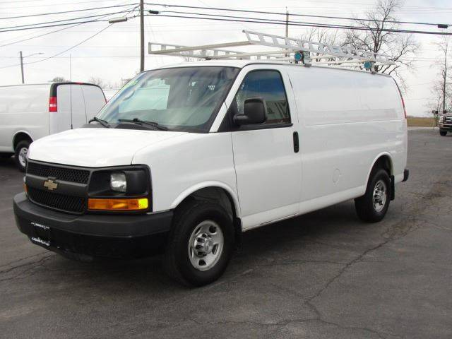 2015 Chevrolet Express Cargo for sale at Caesars Auto in Bergen NY