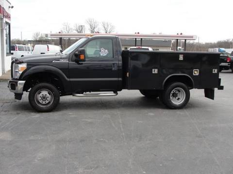 2015 Ford F-350 Super Duty for sale at Caesars Auto in Bergen NY