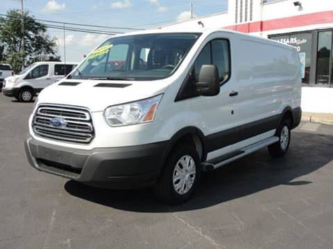 2018 Ford Transit Cargo for sale at Caesars Auto in Bergen NY