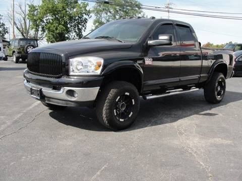 2007 Dodge Ram Pickup 2500 for sale at Caesars Auto in Bergen NY