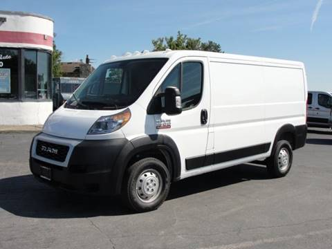 2019 RAM ProMaster Cargo for sale at Caesars Auto in Bergen NY