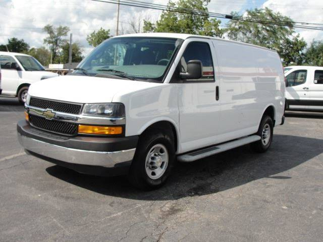 2018 Chevrolet Express Cargo for sale at Caesars Auto in Bergen NY