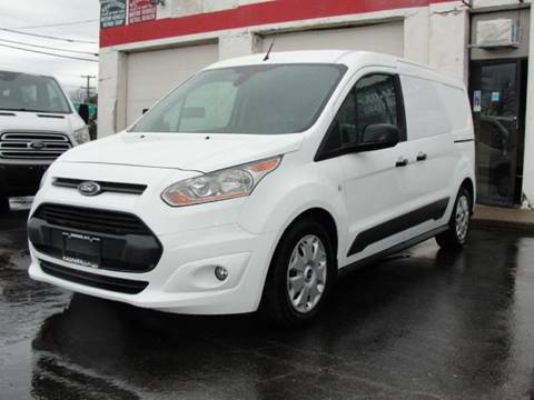 2018 Ford Transit Connect Cargo for sale at Caesars Auto in Bergen NY