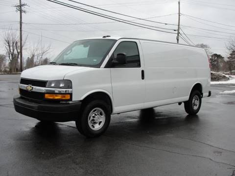 2020 Chevrolet Express Cargo for sale at Caesars Auto in Bergen NY