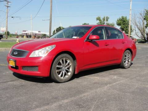 2007 Infiniti G35 for sale at Caesars Auto in Bergen NY