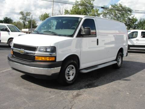 2019 Chevrolet Express Cargo for sale at Caesars Auto in Bergen NY