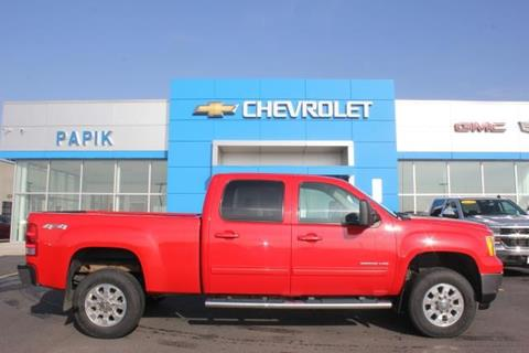 2012 GMC Sierra 2500HD for sale in Luverne MN