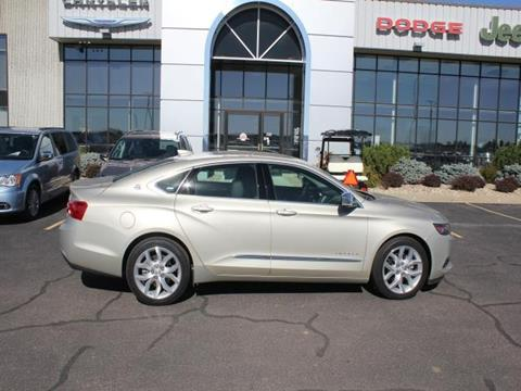 2015 Chevrolet Impala for sale in Luverne MN
