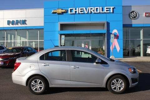 2016 Chevrolet Sonic for sale in Luverne MN