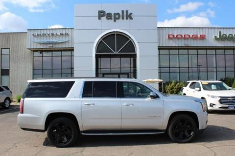 2016 GMC Yukon XL for sale in Luverne, MN