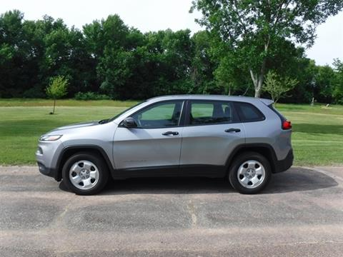 2014 Jeep Cherokee for sale in Luverne, MN