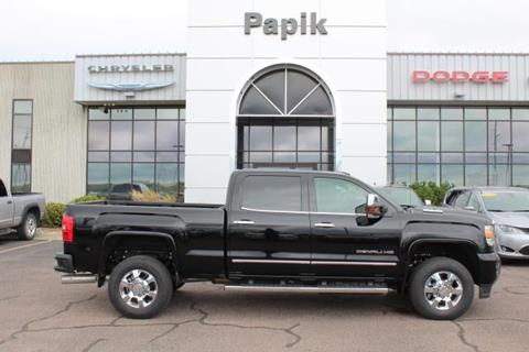 2019 GMC Sierra 3500HD for sale in Luverne, MN