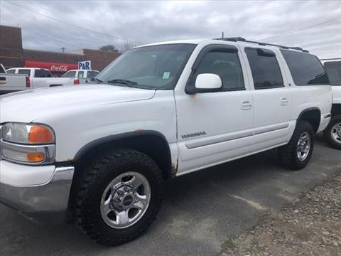 2002 GMC Yukon XL for sale in Pocatello, ID