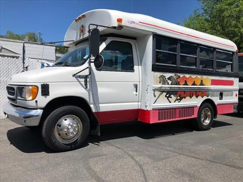 2000 Ford E-Series Chassis for sale in Pocatello, ID