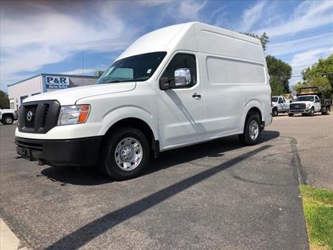 2016 Nissan NV Cargo for sale in Pocatello, ID