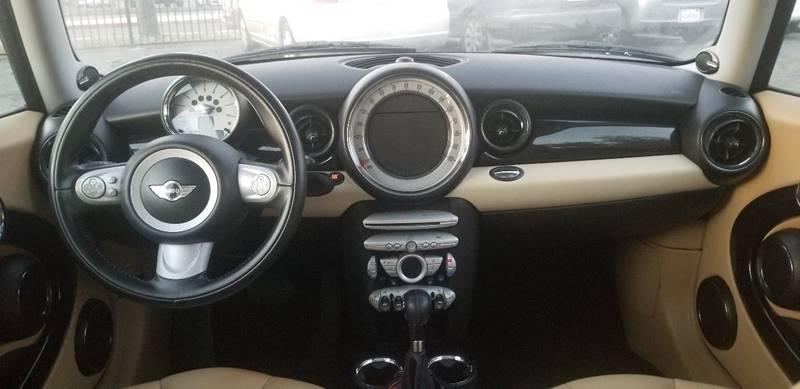 2010 Mini Cooper 2dr Hatchback In El Monte CA - Jemax Auto