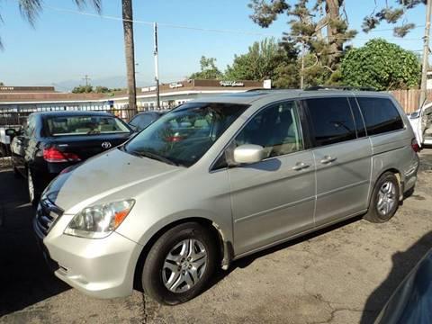 2007 Honda Odyssey for sale in El Monte, CA
