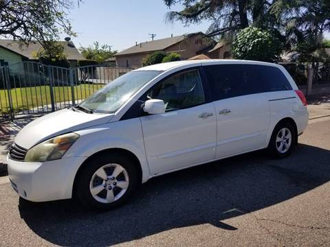2007 Nissan Quest for sale in El Monte, CA