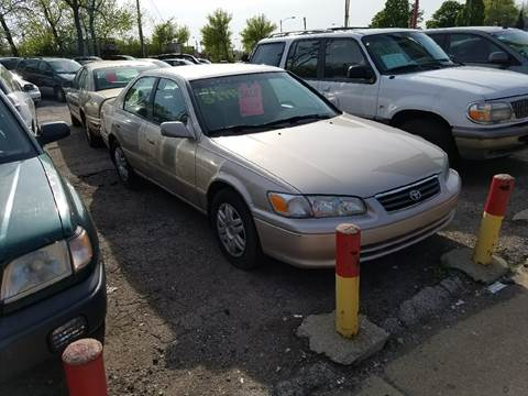 2001 Toyota Camry for sale at Big Bills in Milwaukee WI
