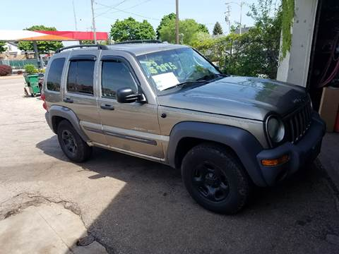 2003 Jeep Liberty for sale at Big Bills in Milwaukee WI