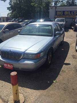 2000 Mercury Grand Marquis for sale at Big Bills in Milwaukee WI